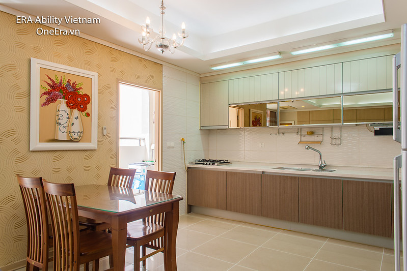 Chụp ảnh nội thất căn hộ Parcspring quận 2 cho thuê