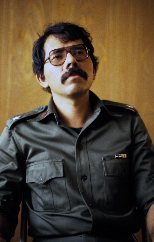 Daniel Ortega, Managua, 1983 | by Marcelo  Montecino
