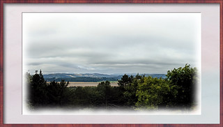The view looking towards Lake District National Park from top climb over Arnside Knott | by simeonorme