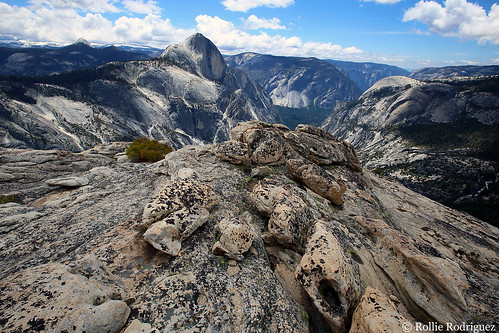Half Dome and Yosemite Valley, Yosemite National Park, California | by rollie rodriguez