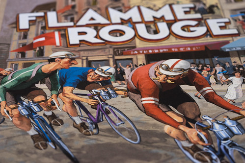 Flamme Rouge | by Doctor Meeple