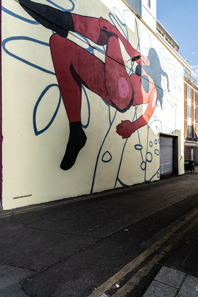 DUBLIN STREET ART IN SMITHFIELD [BURGESS LANE - HAYMARKET] 004