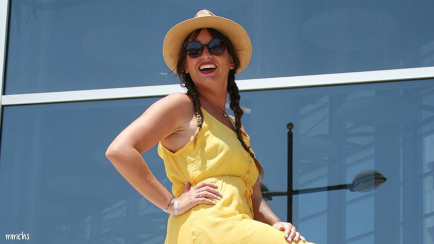 Amarillo, mi color favorito para el verano