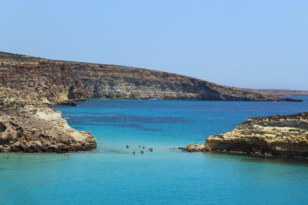 We Are All Explorers Isola Dei Conigli Lampedusa Storie Di