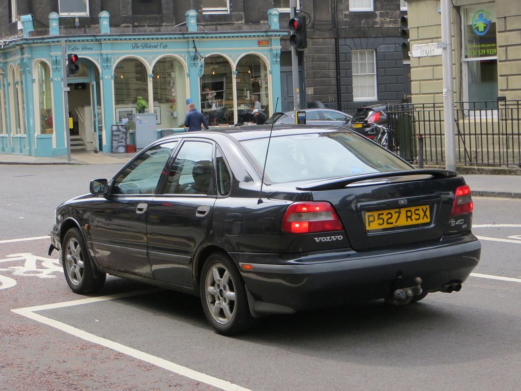 1997 Volvo S40 Cd 2 0i