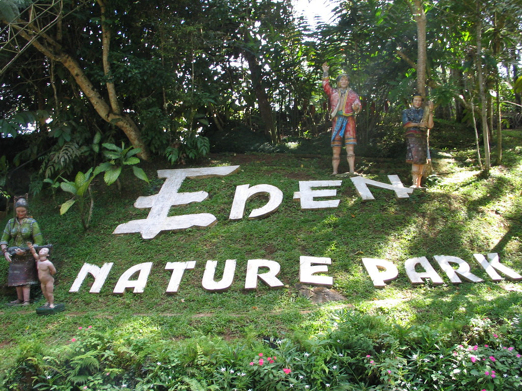 Eden Nature Park Sky Cycling