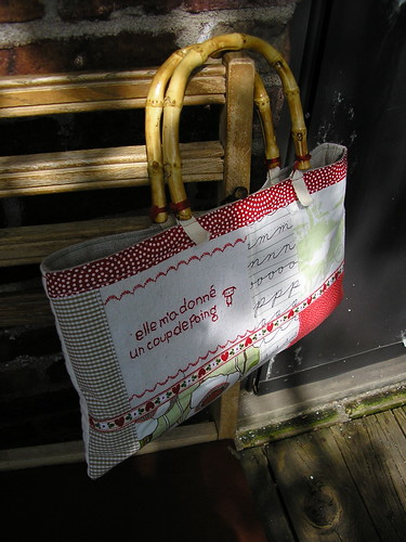 zakka bag | by ohbara