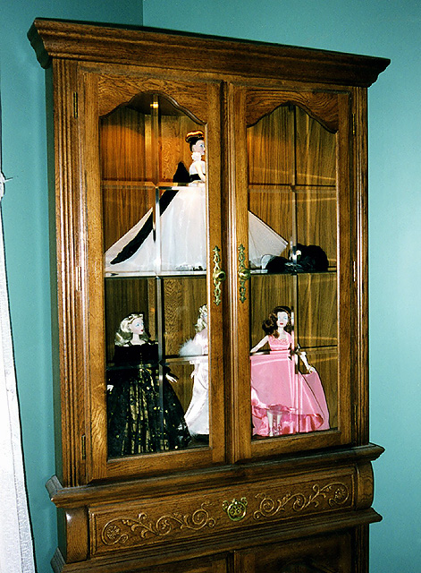 The Story Possessed Raggedy Anne Doll Annabelle: Display Case