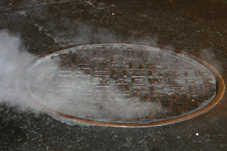 Circle - NYC Sewer Man Hole Cover | by wintercoates