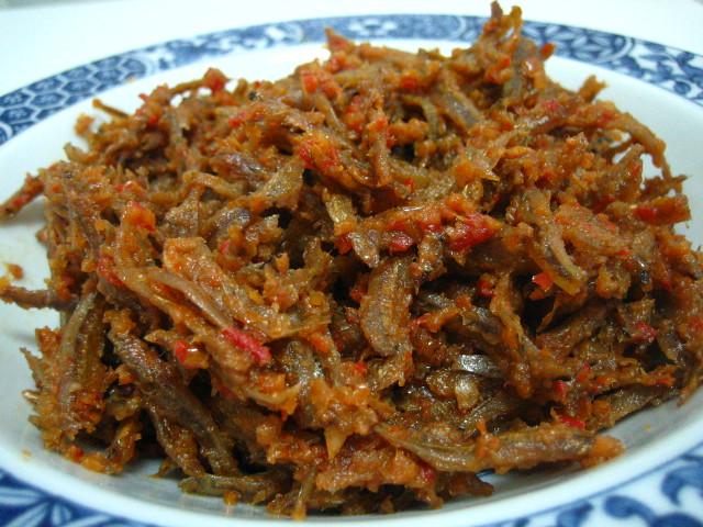 Image result for Spicy Sambal Ikan Bilis