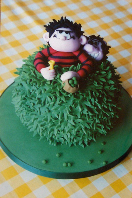 Dennis The Menace Cake Images