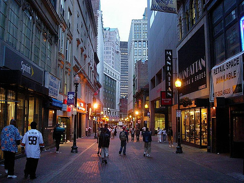 A Shopaholic's Guide to Shopping in Boston