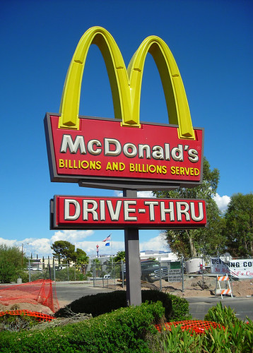 McDonald's Soon To Be Demolished | by Roadsidepictures