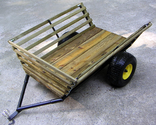 Miller Welding >> Yard Cart, by G. McBride | Contributed by: G. McBride. To fi… | Flickr
