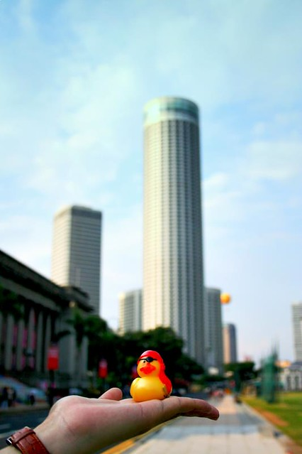 Prd singapore 39 s tallest hotel pirate rubber duckie 39 s for Tallest hotel in singapore