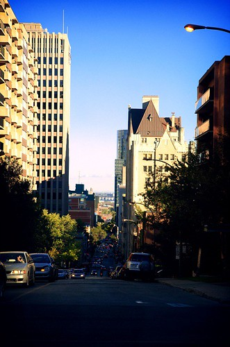 Streets of Montreal | by Hixair