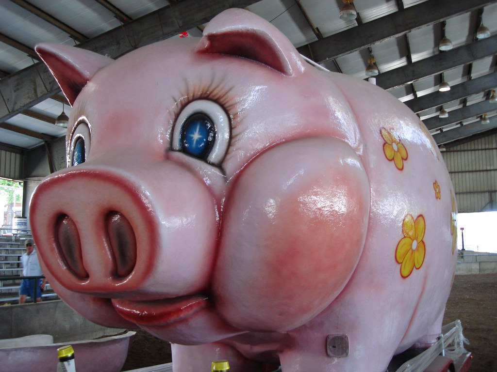 Worlds Largest Piggy Bank.............. | Saw the worlds ...