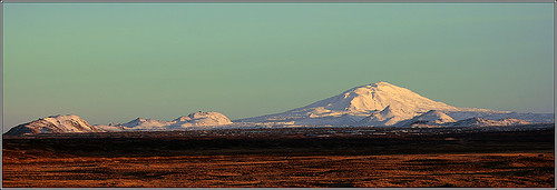 The volcano Hekla | by lydurs