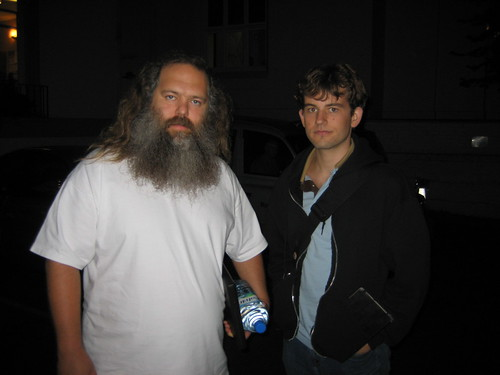 RICK RUBIN and me | by jasontheexploder