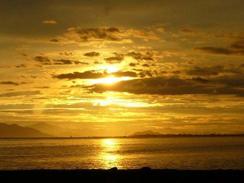 Costa rican sunset | by *Ale!!*