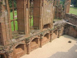 Great Hall at Kenilworth Castle | by Damek