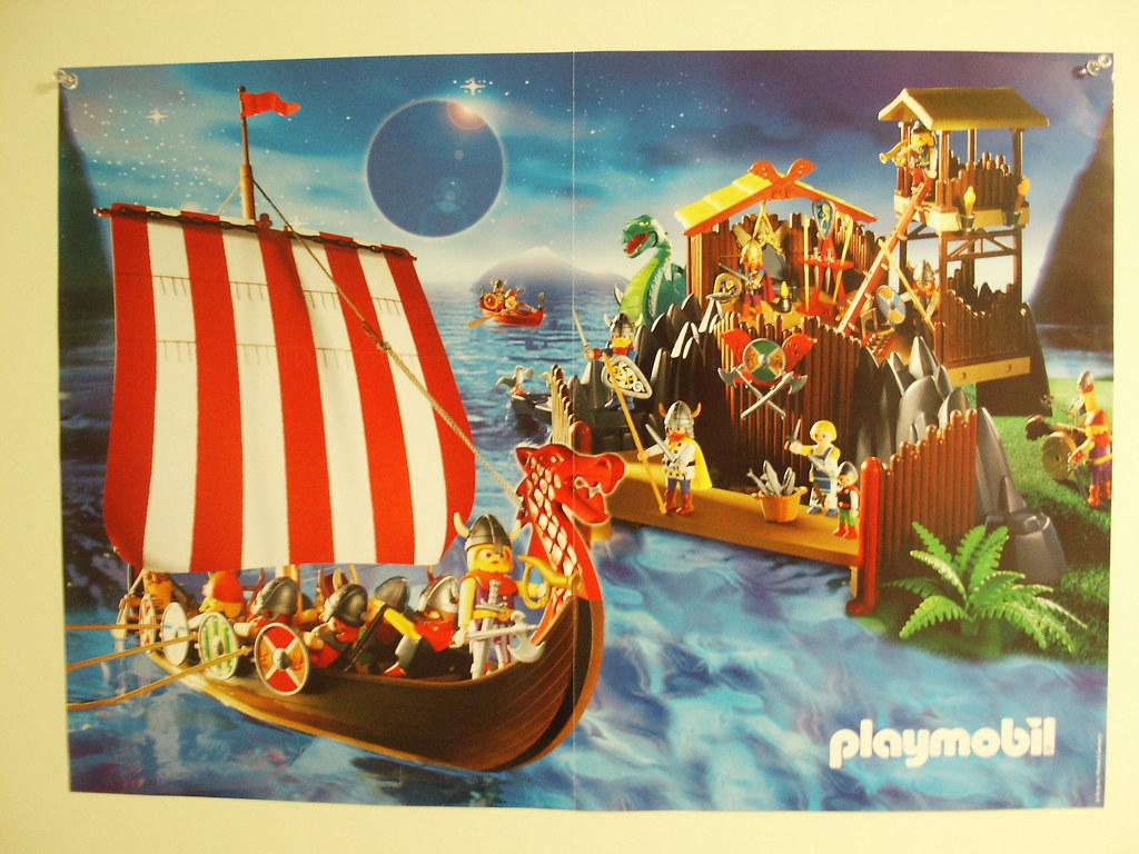 Vikings >> Playmobil Vikings Poster | Oh, yeah. Like you're too cool ...