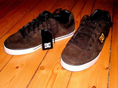 Dc Shoes Pure Size