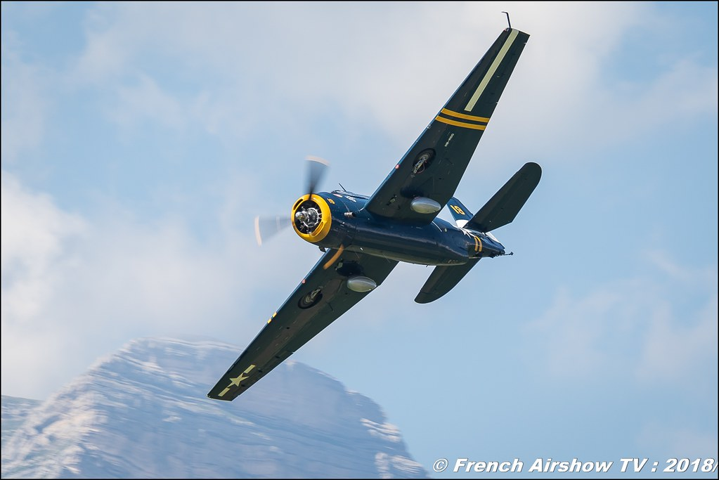 TBM-3R Avenger , Grenoble Air Show -Versoud 2018 , Meeting Aerien Meeting Grenoble , Alpes Dauphiné , alpes , Canon EOS , Sigma France , contemporary lens , Meeting Aerien 2018
