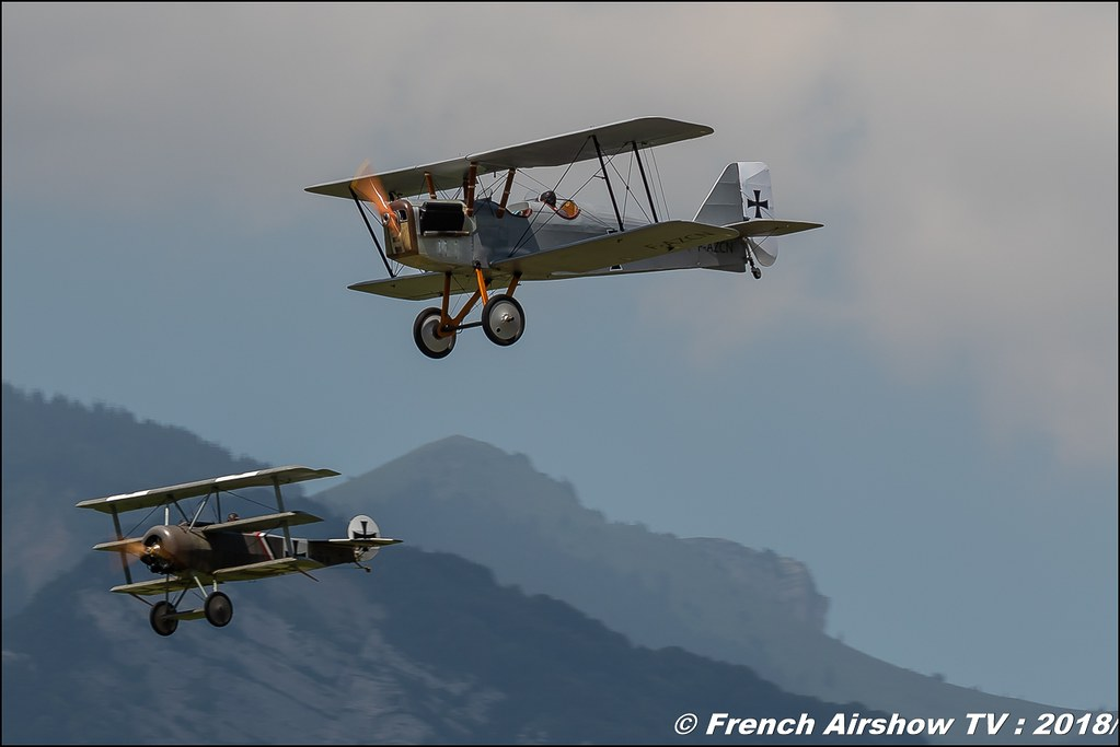 pterodactyl-flight - aircraft from WWI & WWII eras CZ , Grenoble Air Show -Versoud 2018 , Meeting Aerien Meeting Grenoble , Alpes Dauphiné , alpes , Canon EOS , Sigma France , contemporary lens , Meeting Aerien 2018