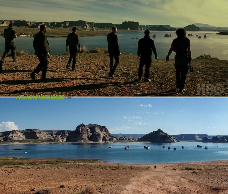 Westworld season two filming locations