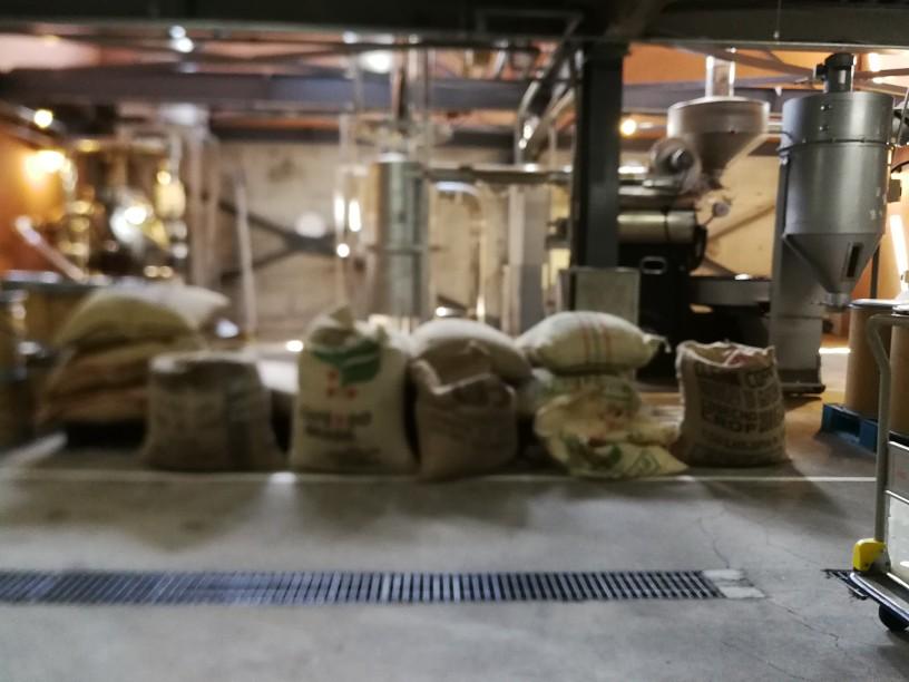 焙煎-Roast Factory-