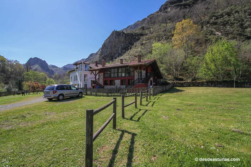 Apartamentos Les Vegues Asturias