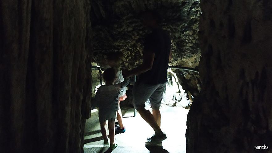 cuevas de Artá con niños en Mallorca