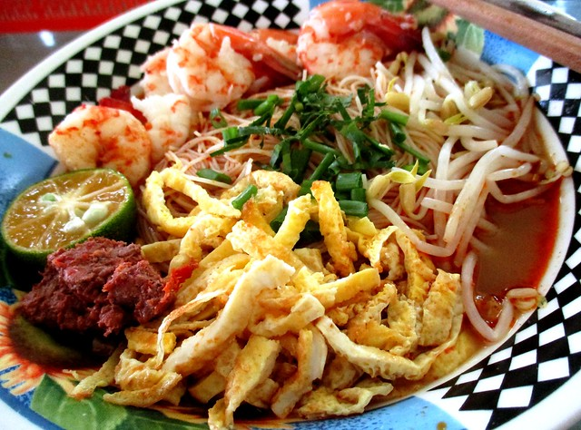 Sarawak laksa