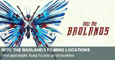 Into the Badlands Season 3 Filming Locations