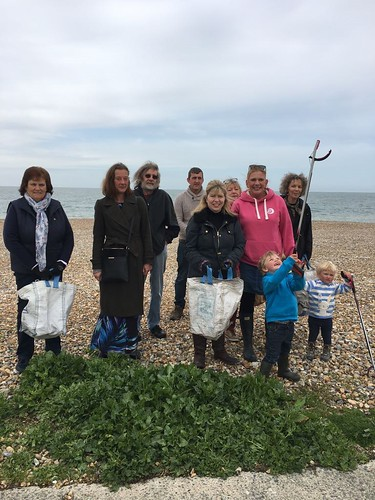 beach clean in Seaford | by caulfield.maria