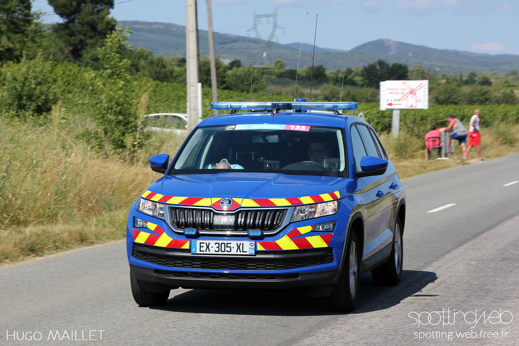 gendarmerie skoda kodiaq infos v hicule de commandemen flickr. Black Bedroom Furniture Sets. Home Design Ideas