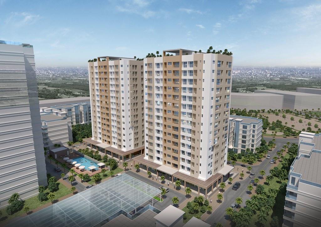 căn hộ Centeria Đông Thuận Quận 12