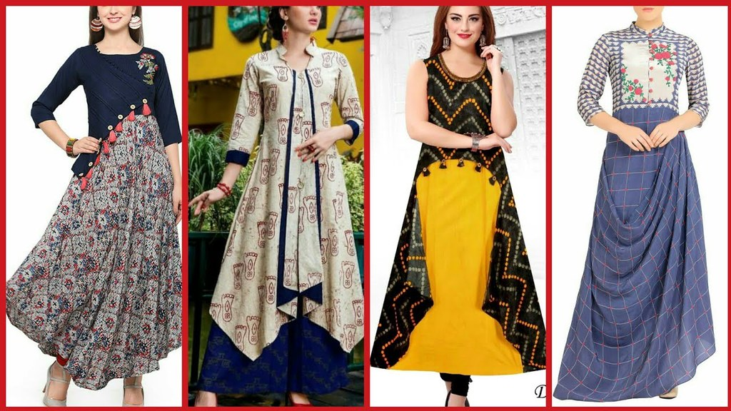 New Stylish Dresses for Girls 2018,2019//Latest Dresses Collection for  Girls