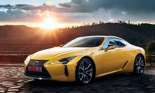 2018 Lexus LC Yellow Edition Coupe - 01 | by Az online magazin