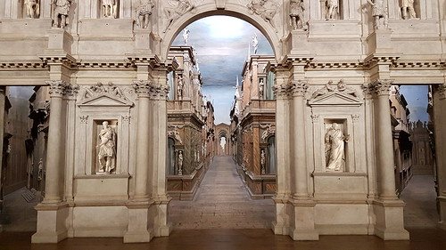 Teatro Olimpico - Vicenza - Italy | by Been Around