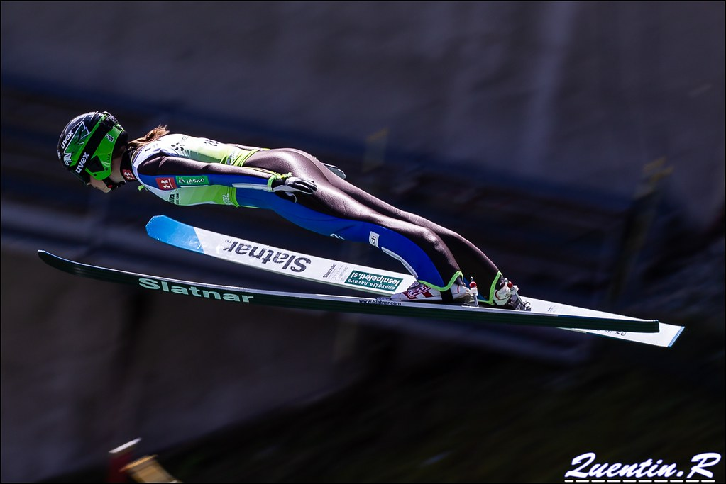 Saut à Ski , Coupe du Monde Saut à Ski – Courchevel 2018 , skijumping world cup courchevel , Courchevel - Le Praz , Show Aerien , Alpes , Canon EOS , Sigma France , contemporary lens , Meeting Aerien 2018