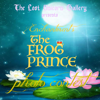 Enter Enchantment's The Frog Prince Photo Contest, sponsored by the Lost Unicorn Gallery!! | by *♥*Nat*♥*~www.thelostunicorngallery.com