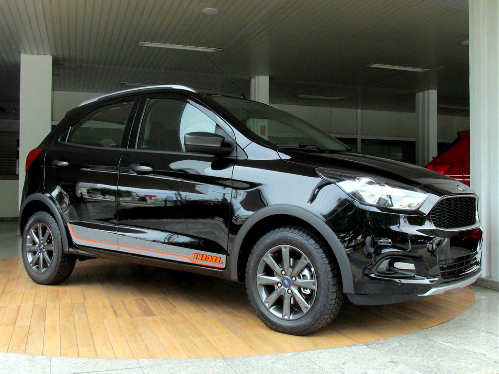 Ford Ka Trail  By Marcos Acosta