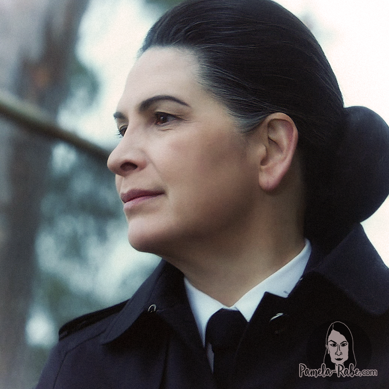 Pamela Rabe as Joan Ferguson in Wentworth