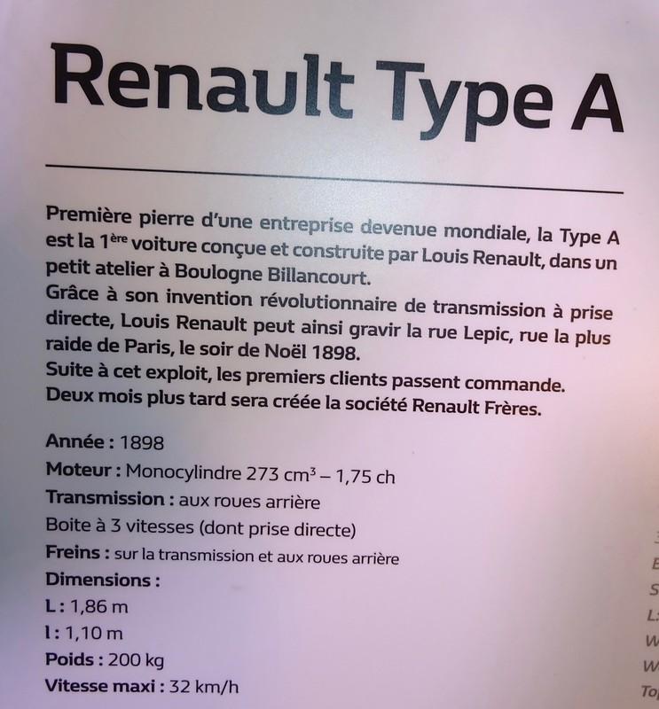 Renault Type A 1898 , la première Renault ????? 42754508005_a71a575b35_c