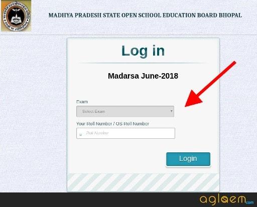 MP Madarsa 12th Result 2018