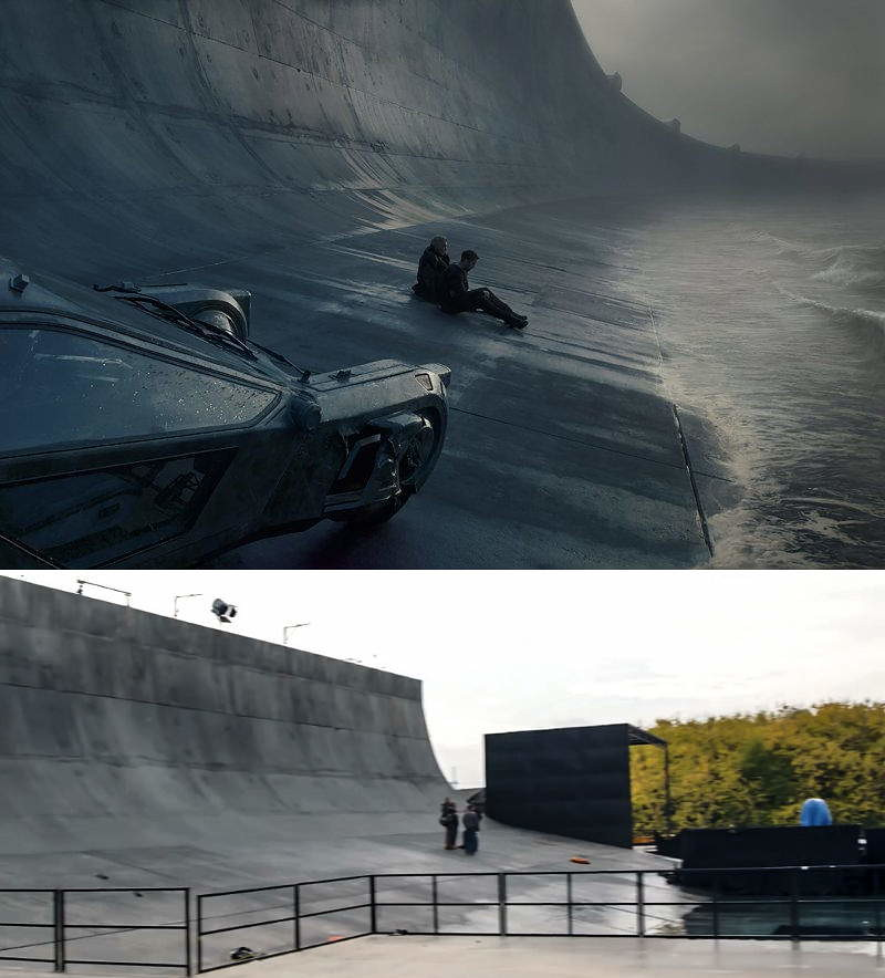 Blade Runner 2049 shooting locations