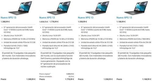 Dell-XPS-13-sin-Ubuntu-18.04-LTS-en-la-tienda-de-Dell-para-Espana-1