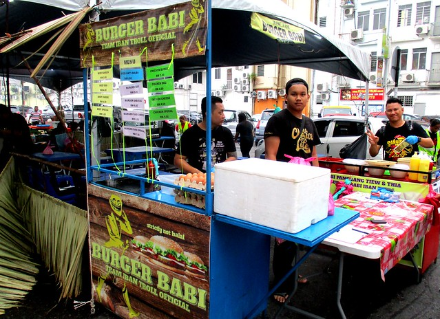 Burger Babi